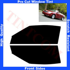 Pre Cut Window Tint Chrysler Sebring 2D Cabrio 2007-2011 Front Sides Any Shade