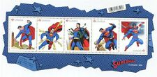 SUPERMAN SOUVENIR SHEET CANADA 2013 SUPERB MNH