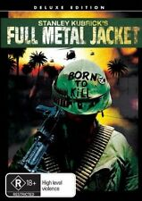 Full Metal Jacket Foreign Language R DVD & Blu-ray Movies