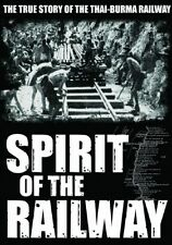 SPIRIT OF THE RAILWAY The true story of the Thai-Burma Railway DVD BRAND NEW
