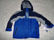 Boy's Size 4 - New ! Extreme Weather Blue Fall / Winter Coat Jacket