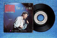 JOHNNY HALLYDAY / SP PHILIPS 870 386 / Pochette 1 / 04-1988 ( F )