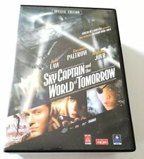 SKY CAPTAIN AND THE WORLD OF TOMORROW (SPECIAL EDITION) 2 DVD FILM ITALIANO