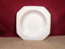 Mikasa China Continental White F 3000 Rimmed Soup Bowl 8 1/2""