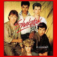 Shakatak(CD Album)In Concert - Live TV Recording 1985-Secret-SECDP150-E-New