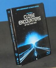 Close Encounters of the Third Kind (Blu-ray Disc, 2007, 2-Disc Set)-Booklet Inc