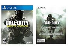PS4 Call of Duty Infinite Warfare + Modern Warfare Remastered Voucher -  Legacy