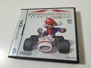 Nintendo DS Mario Kart DS Japan a 0420A4
