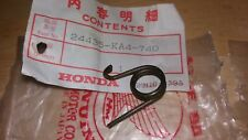 NOS HONDA CR 250 84-89 CR 500 84-85 SPRING SHIFT DRUM STOPPER 24328-KA5-740 EVO
