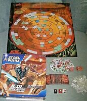 Star Wars Jedi Unleashed Board Game (Replacement Pieces) Battle on Geonosis 2002