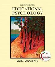 Educational Psychology (11th Edition), Text Only, Woolfolk, Anita, Acceptable Bo