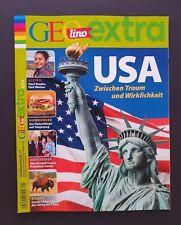 GEOlino EXTRA Nr.71  USA  Zwischen Traum & Wirklichkeit  ungel., 1A TOP Zustand