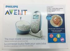 Philips Avent Audio Baby Monitor: SCD570 (ST05)