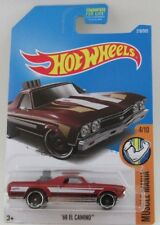 Hot Wheels Muscle Mania 4/10 '68 El Camino 216/365