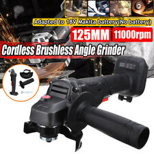 "1000W  Electric Angle Grinder 125mm 5"" Heavy Duty Cutting Grinding Sander Corded"