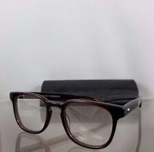 Brand New Authentic Barton Perreira Eyeglasses Elwood SBR AF Brown Frame