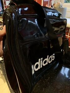 Adidas Originals Cross Body Messenger Bag/School Bag Black