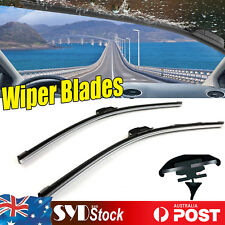 """Vehicle Windshield Wipers Replacement Window Wiper Blade - 20""""/22"""" (Set of 2)"""