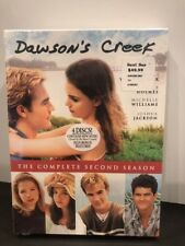 DAWSONS CREEK SEASON 2 (2003, DVD) NEW