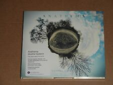 "Anathema ""Weather Systems"" CD 2012 Sealed [Universal Optimist Daniel Cavanagh]"
