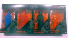 Star Wars Black Series 6' 4 Pack Guard Set Senate/Royal/Shadow/Praetorian Hasbro