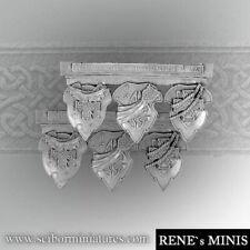 Scribor Miniatures: Celtic Shields #2 (6) - SMM-CPCE0096
