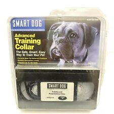 NEW INNOTEK SD-100A Advanced Dog Training Collar & Remote Control w/ VHS