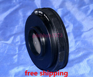 M65 to M42 mount Adjustable Focusing Helicoid adapter 24mm~39mm