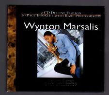 (IA419) Wynton Marsalis, Dejavu Retro Gold Collection - 2001 Boxset CD