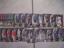 Carte foot 2001 02 Wizards calcio Italie