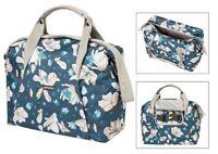 Schultertasche Basil Magnolia Carry All BAG MAGNOLIA 18 Liter-  teal blue