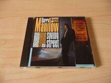 CD Barry Manilow - Swing street - 1987