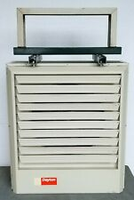 Dayton 2YU78 Electric Wall & Ceiling Unit Heater 480V 3Ph 30.0 kW