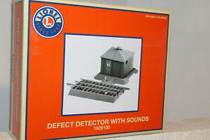 Lionel  #1929100 Defect Detector w/ Sounds