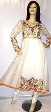Shalwar kameez eid pakistani designer frock indian salwar sari abaya suit uk 12