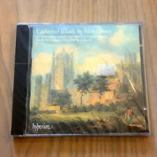 Cathedral Music by John Amner (CD 1995) SEALED – CRACK IN CASE
