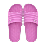 PINK Children & Adult Ladies Size Slides Slip on Beach Shoes Sandal Flip Flops