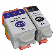 2x Ink Cartridges for Samsung CJX-1050W CJX-1000 CJX-2000FW  M210 C210 10 XXL
