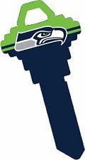 NFL Seattle Seahawks Schlage Key Blank, NEW