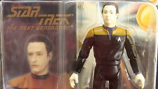 "TNG Data Movie Uniform (""Generations"") 95 Star Trek Next Gen Seal Playma Figure"