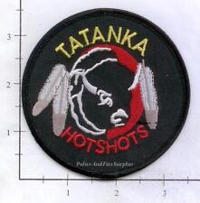 South Dakota - Tatanka Hotshots SD Forest Fire Dept Patch