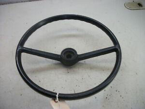 1969 Wheel Horse Workhorse 700 Garden Tractor Part : Steering Wheel