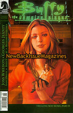 Buffy the Vampire Slayer Season 8 Comic 6/07,The Long Way Home Part 4,June 2007
