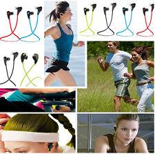 NEW Running Wireless Bluetooth Headset Stereo Headphone Earphone for Smartphone