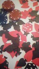 Casino Poker James Bond Themed Table Confetti