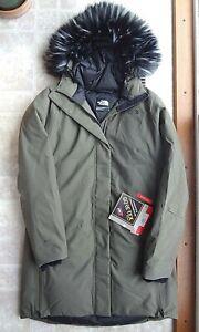 The North Face Defdown Parka GTX Gore-Tex Down Jacket, L (New)