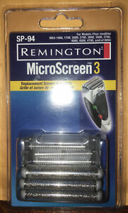❄️ NEW Remington Microscreen 3 Replacement Screen & Cutters SP-94 (MS3-1000-4700