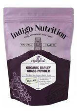 BIO Gerstengraspulver - 500g - (New Zealand) Indigo Herbs