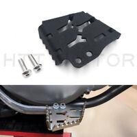 Rear Brake Pedal Tip Plate & mount bolt for KTM 690 950 990 1050 1190 1290 Black
