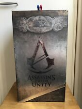 Assassin's Creed Unity Guillotine Edition COMPLETE Statue Figure Assassins Arno